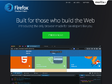 Firefox Developer Edition — Mozilla